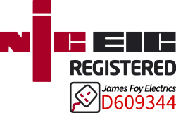 NICEIC Registered